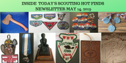 Tuesday Scouting Hot Finds Newsletter May 14, 2019