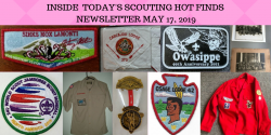 Friday Scouting Hot Finds Newsletter May 19, 2019