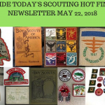 Tuesday Scouting Hot Finds Newsletter May 22, 2018