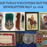 Tuesday Scouting Hot Finds Newsletter May 29, 2018