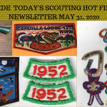 Sunday Scouting Hot Finds Newsletter May 31, 2020