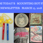 Tuesday Scouting Hot Finds Newsletter March 13, 2018