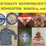 Sunday Scouting Hot Finds Newsletter March 25, 2018