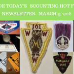 Sunday Scouting Hot Finds Newsletter March 04, 2018