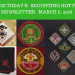 Tuesday Scouting Hot Finds Newsletter March 06, 2018