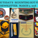 Friday Scouting Hot Finds Newsletter March 09, 2018