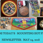 Friday Scouting Hot Finds Newsletter May 4, 2018