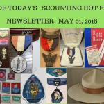 Tuesday Scouting Hot Finds Newsletter May 1, 2018