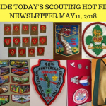 Friday Scouting Hot Finds Newsletter May 11, 2018