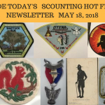 Friday Scouting Hot Finds Newsletter May 18, 2018