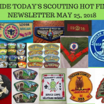 Friday Scouting Hot Finds Newsletter May 25, 2018