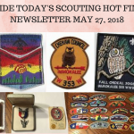 Sunday Scouting Hot Finds Newsletter May 27, 2018