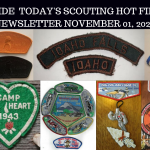 Sunday Scouting Hot Finds Newsletter November  01, 2020