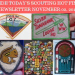 Friday Scouting Hot Finds Newsletter November 02, 2018