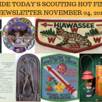 Sunday Scouting Hot Finds Newsletter November 04, 2018