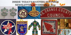 Friday Scouting Hot Finds Newsletter November 06, 2020