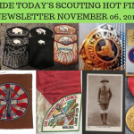 Tuesday Scouting Hot Finds Newsletter November 06, 2018