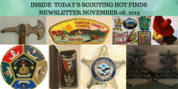 Friday Scouting Hot Finds Newsletter November 08, 2019