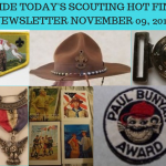 Friday Scouting Hot Finds Newsletter November 09, 2018
