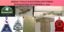 Tuesday Scouting Hot Finds Newsletter November 10, 2020