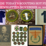 Sunday Scouting Hot Finds Newsletter November 10, 2019