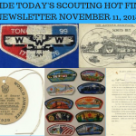 Sunday Scouting Hot Finds Newsletter November 11, 2018