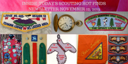 Tuesday Scouting Hot Finds Newsletter November 12, 2019