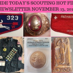 Tuesday Scouting Hot Finds Newsletter November 13, 2018
