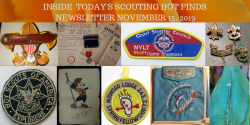 Friday Scouting Hot Finds Newsletter November 15, 2019