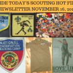Friday Scouting Hot Finds Newsletter November 16, 2018