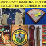 Sunday Scouting Hot Finds Newsletter November 18, 2018