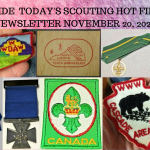 Friday Scouting Hot Finds Newsletter November 20, 2020