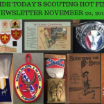 Tuesday Scouting Hot Finds Newsletter November 20, 2018