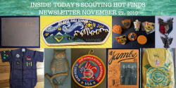 Friday Scouting Hot Finds Newsletter November 22, 2019