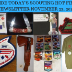 Friday Scouting Hot Finds Newsletter November 23, 2018