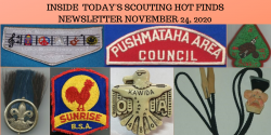 Tuesday Scouting Hot Finds Newsletter November 24, 2020