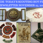 Sunday Scouting Hot Finds Newsletter November 25, 2018