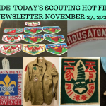 Friday Scouting Hot Finds Newsletter November 27, 2020