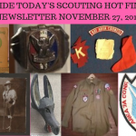 Tuesday Scouting Hot Finds Newsletter November 27, 2018