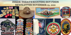 Sunday Scouting Hot Finds Newsletter November  29, 2020