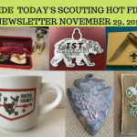 Friday Scouting Hot Finds Newsletter November 29, 2019