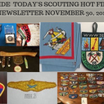 Friday Scouting Hot Finds Newsletter November 30, 2018