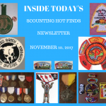 Friday Scouting Hot Finds Newsletter November 10, 2017