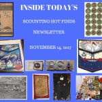 Tuesday Scouting Hot Finds Newsletter November 14, 2017