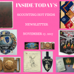Friday Scouting Hot Finds Newsletter November 17, 2017