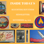 Friday Scouting Hot Finds Newsletter November 24, 2017