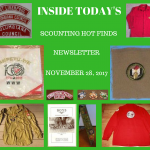 Tuesday Scouting Hot Finds Newsletter November 28, 2017