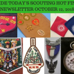 Friday Scouting Hot Finds Newsletter October 12, 2018