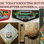 Friday Scouting Hot Finds Newsletter October 02 2020