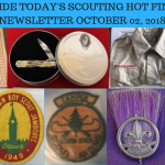 Tuesday Scouting Hot Finds Newsletter October 02, 2018